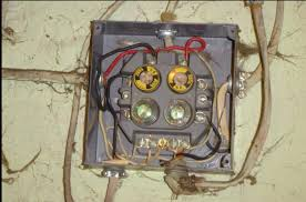 electrical system moan i m just a home moaner when we bought the house it had the old electrical fuse box the above pictures show the old 100 amp fuse panel which just made it so that the previous