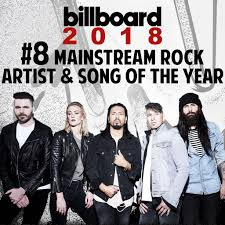 Billboard Mainstream Rock Chart
