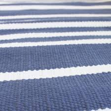 interior important striped cotton rug harbor blue stripe jo ellen designs from blue striped rug n5