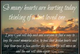 Quotes Remembering Loved Ones Who Have Died - quotes on ... via Relatably.com