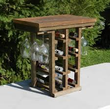 Rustic wine rack table Wine Barrel Image Etsy Wine Rack Rustic Wine Rack Barnwood Wine Rack Barn Wood Etsy