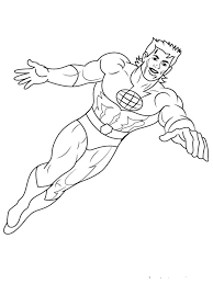 Small Picture Captain Planet coloring pages Free Printable Captain Planet