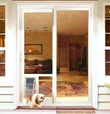 screen door with dog built in pet guys glass doggy doors is a replacement window for