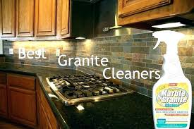 granite countertops cleaner and sealer granite cleaner and sealer best images on with regard to plan