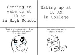 Quotes About High School Classy High School Vs College Quote Quote Number 48 Picture Quotes