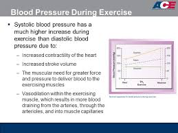 Blood Pressure After Exercise Chart Image Result For Normal Blood Pressure During Exercise Chart