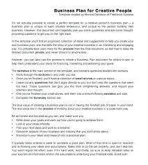 how to create a business plan free free creative business plan template templates creating a model