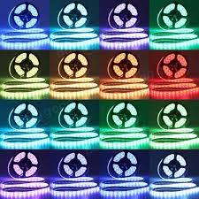m smd rgb waterproof led strip light key controller 5m smd 5050 rgb waterproof 300 led strip light 44 key controller 12v