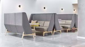 Creative Office Designs New Acoustic Furniture Solutions For Open Plan Creative Office Spaces