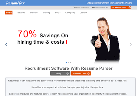 resumefox pricing reviews alternatives and competitor in  resumefox screenshots 2