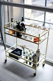 12 Best Bar Cart Ideas - How To Make Diy Custom Bar Cart
