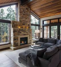 living room rustic wood ceiling ideas