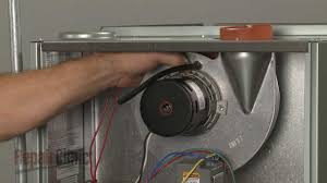 goodman inducer motor. draft inducer motor #70-101087-81 - youtube goodman