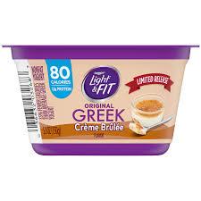 Duncan hines sunrise perfect size for 1 cinnamon coffee cake 10.3 oz. Dannon Light Fit Greek Salted Caramel Non Fat Yogurt 5 3oz Brickseek