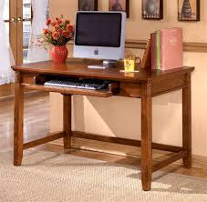 ideal computer desk with keyboard tray  decorative furniture