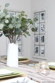 16 easy diy wall decor ideas green