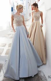 evening dresses ireland elie saab 2016 evening dresses a line sheer satin beads sweep ball party pageant prom formal gown dress custom