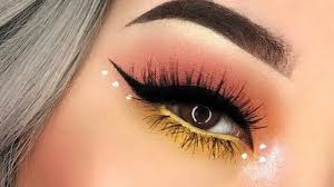 2018 spring and summer eye makeup ideas