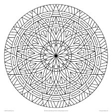 Images Of Printable Hard Geometric Coloring