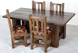 barnwood dining tables custom made dining table reclaimed wood round dining table with leaf