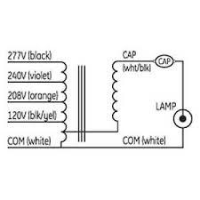 pulse start 1 400w ps m59 quad(120 Ge Hid Ballast Wiring Diagram High Pressure Sodium