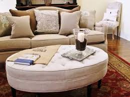 tufted ottoman coffee table target