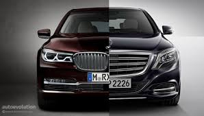 BMW Convertible bmw other brands : Mercedes-Benz and BMW: A Brotherly Rivalry That Spanned Over a ...