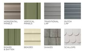 vinyl siding colors and styles. Vinyl Siding Types Colors And Styles N