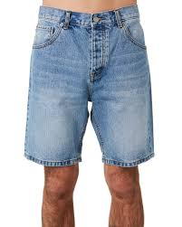 Light Blue Jean Shorts Mens Bay Mens Denim Shorts