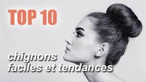 Top 10 Des Chignons Tendances Et Faciles à Faire Soi Même