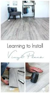 do it yourself vinyl flooring installation transforming a space by installing vinyl plank flooring do it