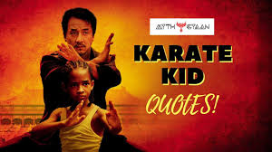 Karate Kid Quotes Top 12 Inspirational And Motivational Quotes