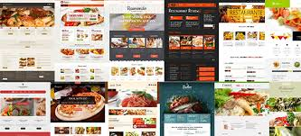 Restaurant Website Templates Awesome Sports Bar Website Template Holdingfidens