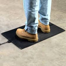 foot warmer heated floor mats