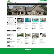 Real Estate Website Templates Real Estate Website Template 24 19
