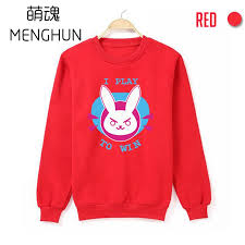 Game Winner Pants Size Chart Us 24 69 5 Off Lovely New Designed Game Fans Lady Hoodies Cute Cartoon Dva Printing I Play To Win Hoodies Girls Costume Winter Hoodies Ac511 In