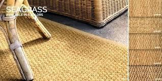 custom rug rugs pottery barn seagrass