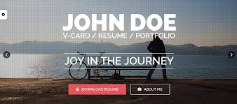 20 Premium Coded Html Templates For Personal Websites