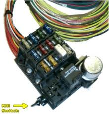 wiring harness land cruiser fj40 fj45 fj55 to enlarge