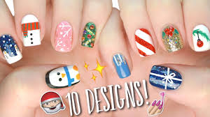10 Easy Nail Art Designs for Christmas: The Ultimate Guide #4 ...