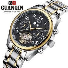 tourbillon luxury watches men top brand original guanqin sapphire tourbillon luxury watches men top brand original guanqin sapphire waterproof auto mechanical watches fashion men wristwatch