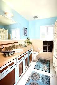 elegant modern bathroom rugs or contemporary