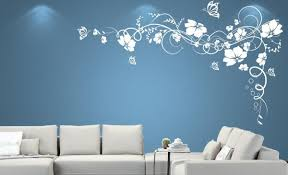 Wall Paint Designs For Living Room Of Good Pictures Room Wall Paint Design  Behind Logic Set