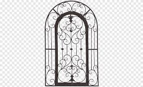garden gate wall trellis decorative