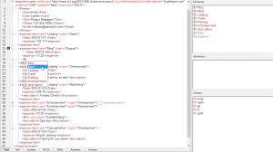 Viewing Xml File Xml Viewer Altova
