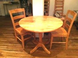 full size of round wooden kitchen tables for wood table sets legs super image pretty