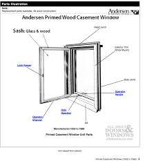 andersen primed casement window dual
