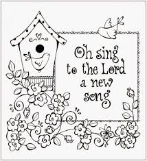 Small Picture Printable Sunday School Coloring Pages For Preschoolers Free With