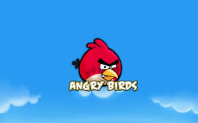 Zeromin0: Angry Bird Wallpaper Art Poster - HD