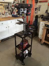 diy drill press stand. drill press stand diy